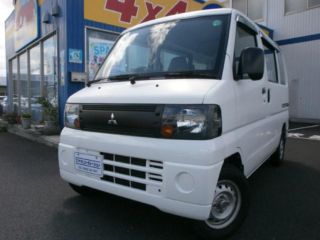 三菱 ミニキャブバン CD 4WD AT ハイルーフ (車検整備付)