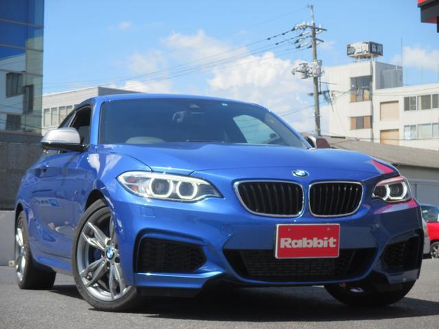 BMW 2シリーズ M235iクーペ レーダークルーズ A−STO...
