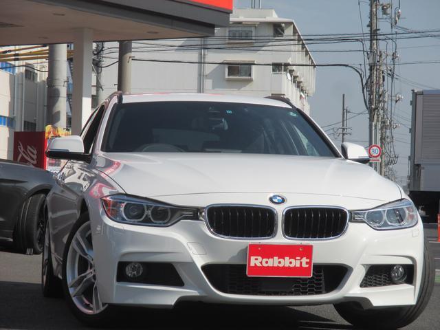 BMW 3シリーズ 320dツーリング Mスポ HDD Rカメラ ...