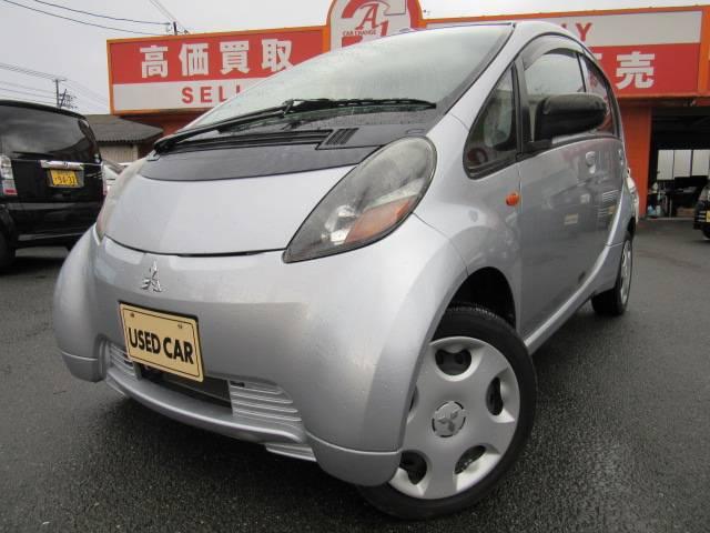 三菱 アイ L ABS オートエアコン CD (車検整備付)