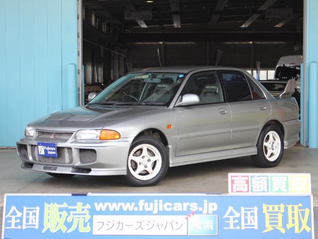 三菱 GSRエボリューションIII ワンオーナー フルオリジナル