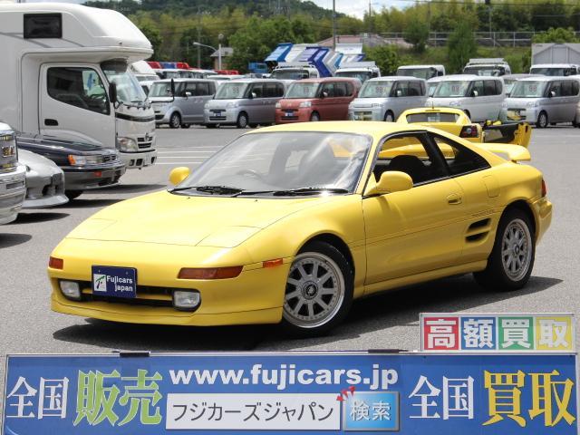 トヨタ GT-Sターボモデル 機械式LSD