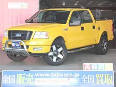 フォード F−150スーパークルー 黒革シート パワーシート XD20インチAW