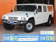 メガクルーザーディーゼルターボ 4WD サンルーフ 1ナンバー DVDナビ