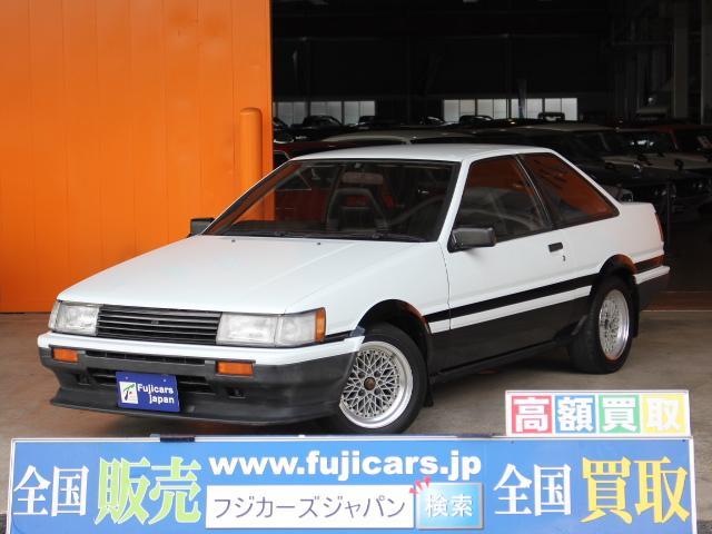 トヨタ GT-APEX 社外LSD 社外マフラー