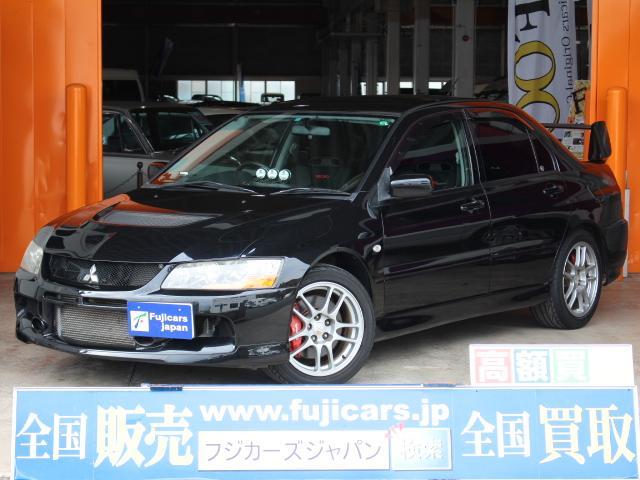 三菱 GTエボリューションIX Defi製3連メーターワンオーナー