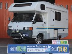 デリカトラックバンテック JB500 ディーゼル4WD FF ソーラー