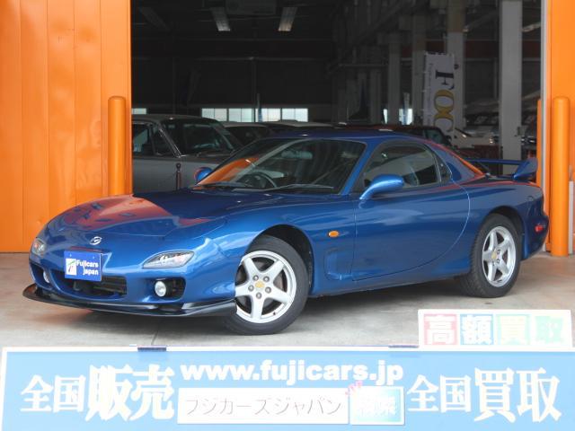 マツダ タイプRB 6型最終モデル ワンオーナー車