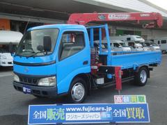 ダイナトラッククレーン3段 ラジコン 積載2000Kg