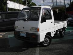 サンバートラックSTDスペシャルII 4WD エアコン付き