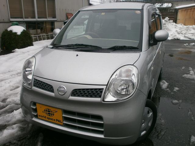 日産 モコ S オートマ キーレス ベンチシート (検31.1)