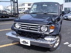 ランドクルーザー70ZX 4WD サンルーフ エアコン ナビ TV ETC