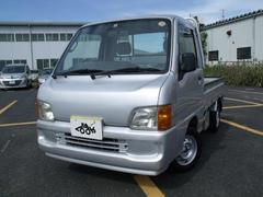 サンバートラックTC−SC 4WD エアコン パワステ 軽トラック