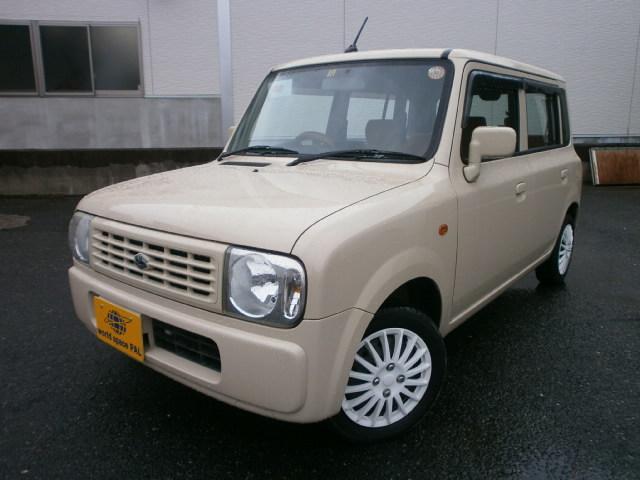 スズキ アルトラパン G 4WD キーレス ETC ナビ シートヒ...