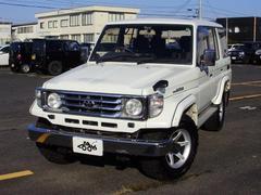 ランドクルーザー70ZX 4WD サンルーフ アルミホイール