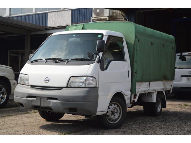 日産 バネットトラック バネットトラック 幌 (車検整備付)