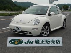 VW ニュービートルベースグレード ウインカーミラー ナビ ETC