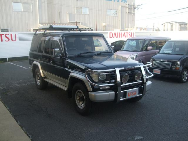 トヨタ ランドクルーザープラド アクティブバケーションII (なし)