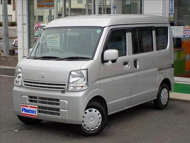 スズキ エブリイ ジョインターボ ハイルーフ 4WD 5速マニュア...