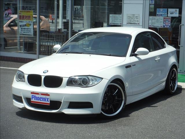 BMW 1シリーズ 135i Mスポーツ 6速マニュアル RAYS...