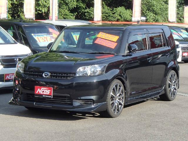 トヨタ 1.5X メモリーナビ フルセグ ローダウン ETC HID