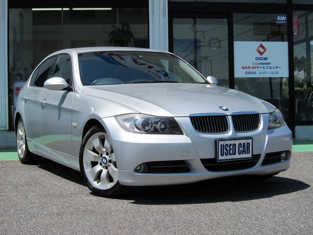 BMW 3シリーズ 330i ハイラインパッケージ 黒革 ETC ...