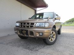 ウィザードLSE 4WD サンルーフ ETC レザーシート