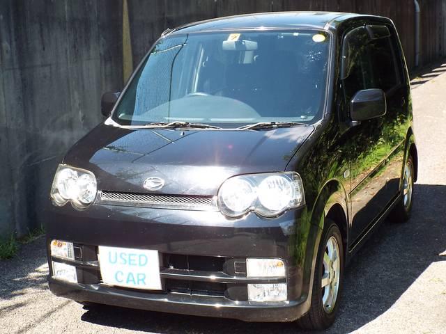 ダイハツ カスタム Xリミテッド 4WD
