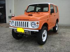 ジムニーXS リフトアップ ハスラーカラーNEWオールペン 4WD