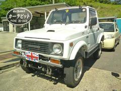 ジムニーCC 4WD 5速MT パワステ HID ロールバー