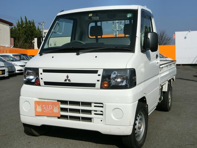 三菱 ミニキャブトラック エアコン PS 4WD (検30.7)