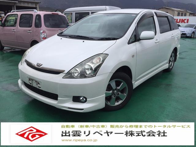 トヨタ ウィッシュ X Sパッケージ ナビ 地デジ バックモニター...