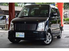 ワゴンRFT−Sリミテッド キーレス 社外ターボタイマー 4WD