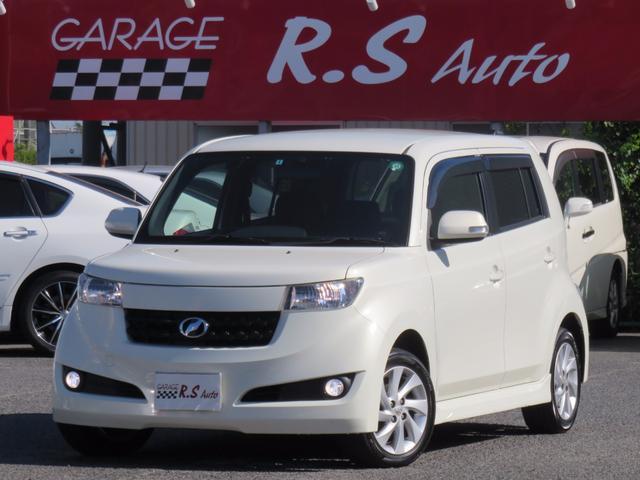 トヨタ S エアロパッケージ キーレス 社外HDDナビ 全国2年保証