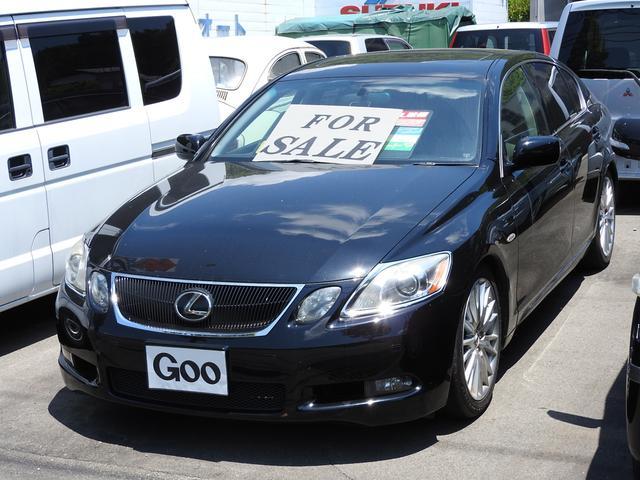 レクサス GS GS430 サンルーフ マークレビンソン (車検整備付)