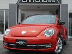 VW ザ・ビートルクラブ ワンオーナー シートヒーター プッシュスタート