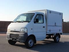 キャリイトラック 冷凍冷蔵販売車(スズキ)
