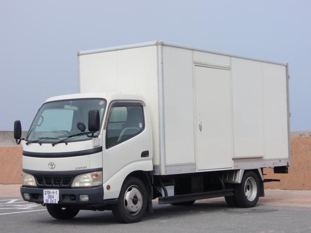 トヨタ ダイナトラック パネルバン AT 左格納ミラー (なし)