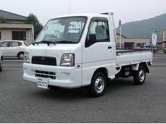 サンバートラックTC 4WD 5速マニュアル AC PS