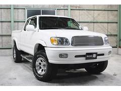 タンドラアクセスキャブ4WD・ベンチコラム・4インチボディリフト・