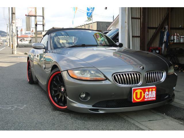 BMW Z4 2.5i 外品マフラー (検29.6)