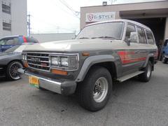 ランドクルーザー60VX ディーゼルターボ 4WD