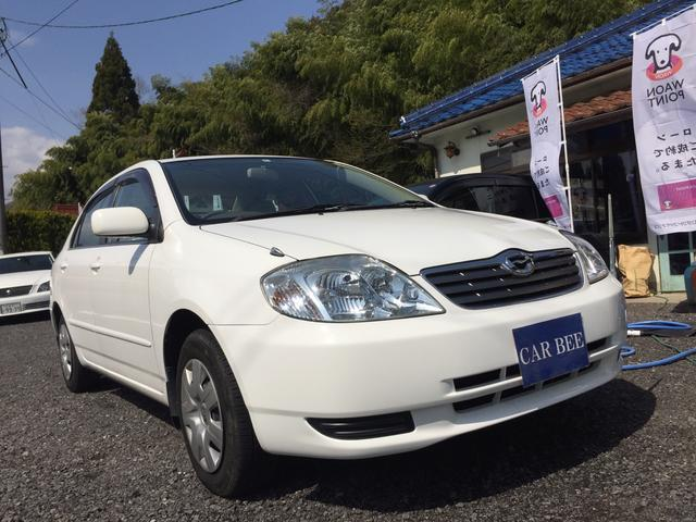 Photo of TOYOTA COROLLA G L PACKAGE / used TOYOTA