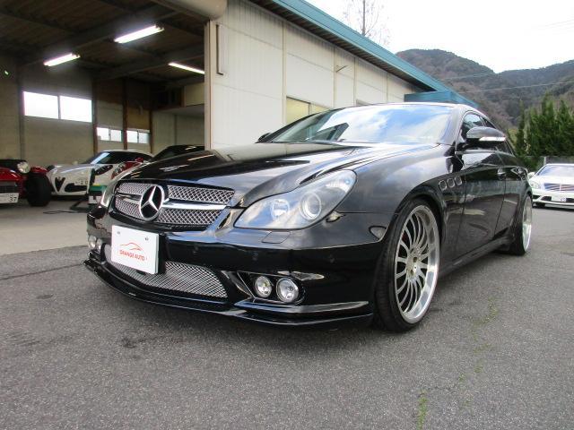 メルセデス・ベンツ CLSクラス CLS500 AMGスポーツPK...