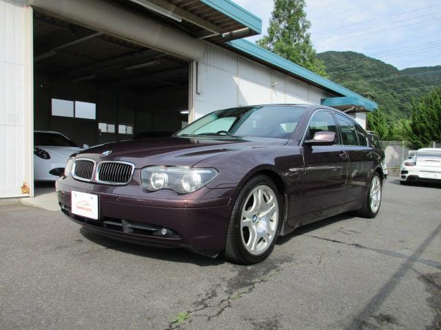 BMW 7シリーズ 745i (検31.6)