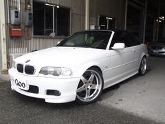 BMW330Ciカブリオーレ Mスポーツパッケージ 左ハンドル