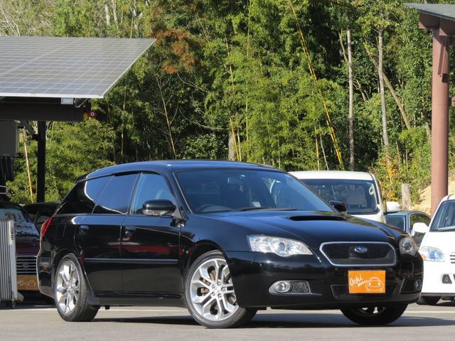 スバル レガシィツーリングワゴン ブリッツェン2006モデル (車...
