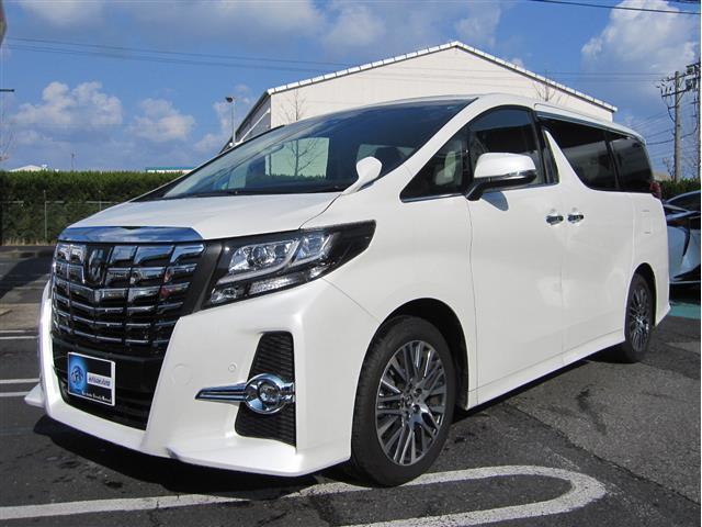 トヨタ アルファード 2.5S Cパッケージ サンルーフ プリクラ...