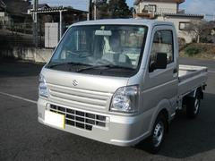 キャリイトラック KCエアコン・パワステ AT3速 4WD 登録未使用車(スズキ)