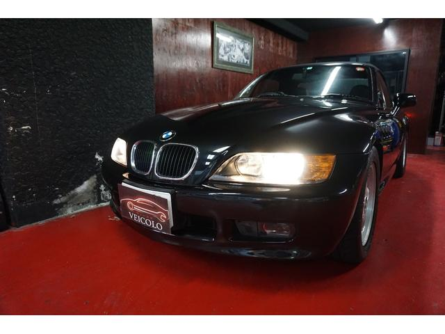 BMW Z3ロードスター ベースグレード (検31.7)